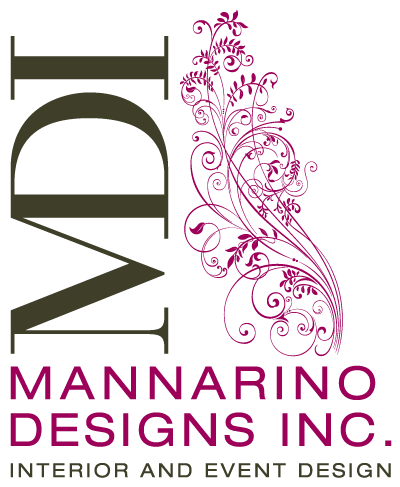 Mannarino Designs Inc., Interior Design, Commercial Design and Event Design